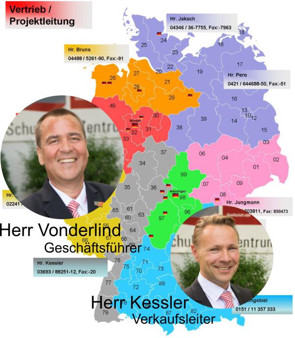 Condulith-Industrieboden in Meinihen
