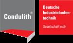 Condulith Logo Industrieboden aus Beton