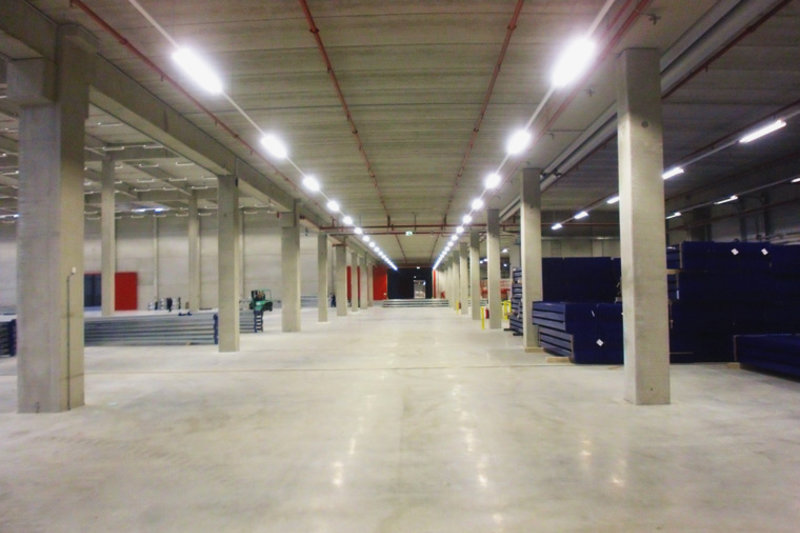 Condulith-Industrieboden System Standard