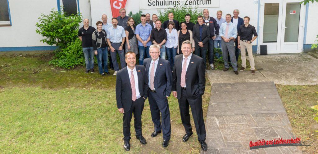 Geschäftsführer der Condulith - condulith-industrieboden