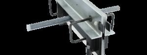 Condulith-Industrieboden Fugenprofile für Außenflächen Con KS D 170+ R10