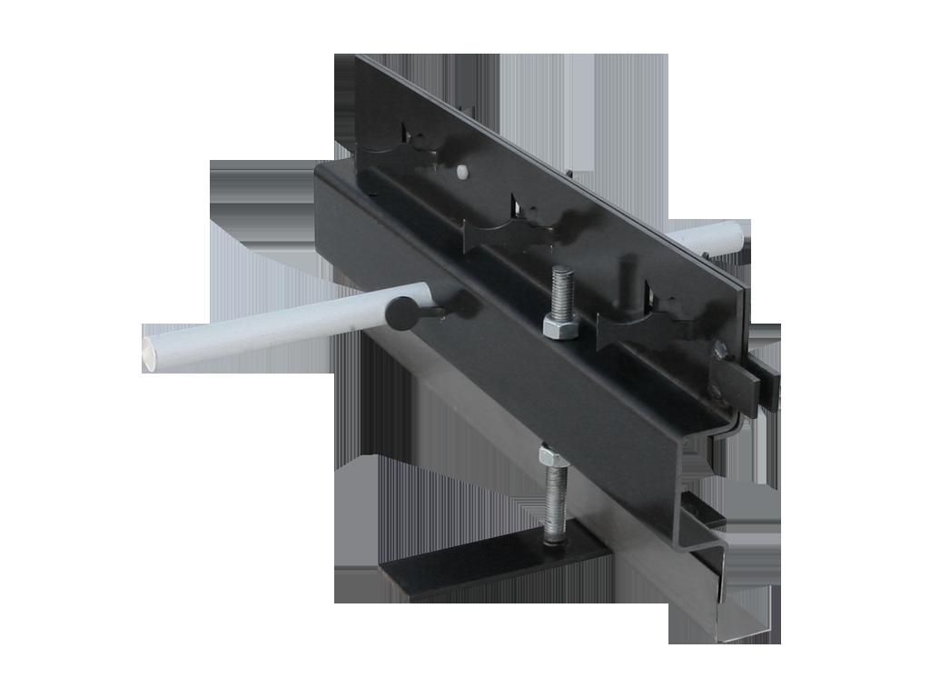 Condulith-Industrieboden Fugenprofile für Innenflächen KS O 170+