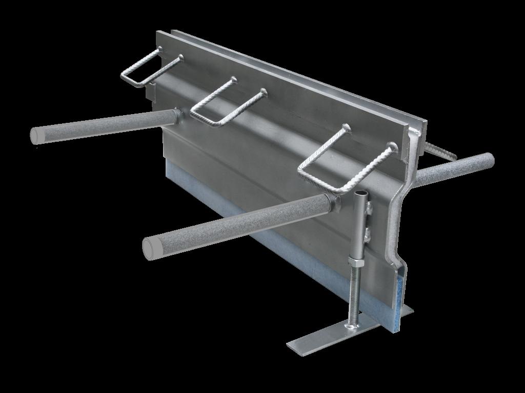 Condulith-Industrieboden Fugenprofile Außenflächen Con KS RDS 170+