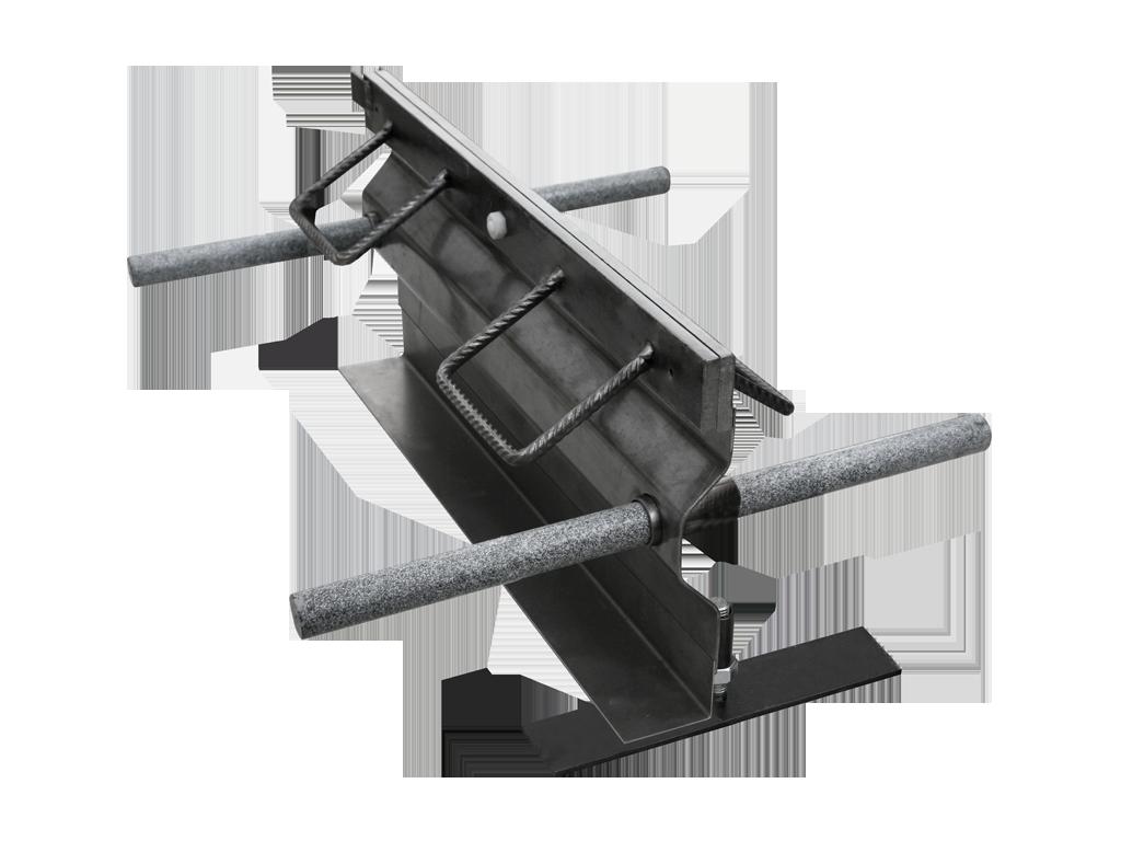 Condulith-Industrieboden Fugenprofile für Innenflächen KS TD 170+