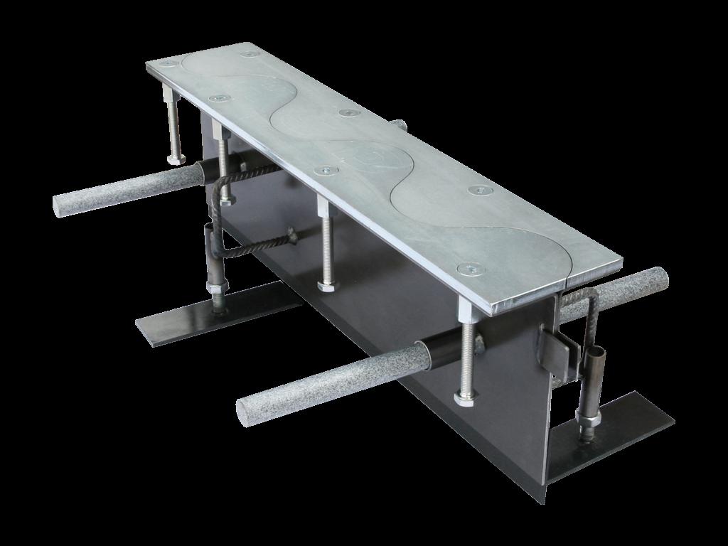 Condulith-Industrieboden Fugenprofile Außenflächen Con KS TDS 170+ Sinus