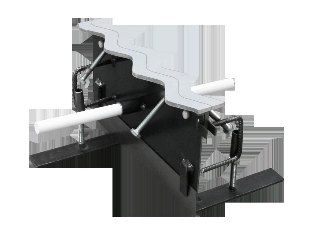Condulith-Industrieboden Fugenprofile für Innenflächen KS TDS 170+ Sinus FL