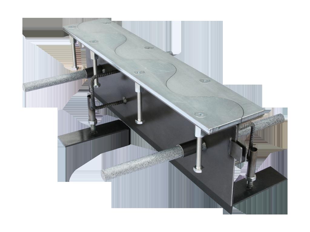 Condulith-Industrieboden Fugenprofile für Außenflächen Con KS TDS 170+ Sinus
