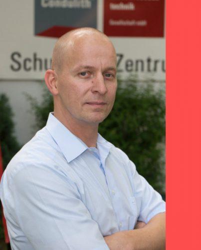 Condulith-Industrieboden Alexander Kappel Prokurist und Vertriebsleiter Ansprechpartner Vertrieb