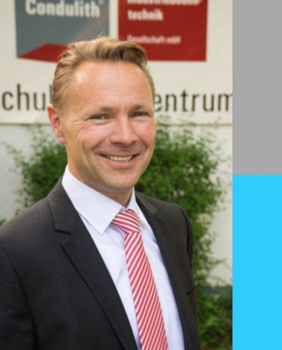 Karsten Kessler, Condulith Ansprechpartner Vertieb, Vertriebsleiter Süd