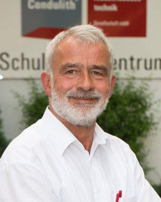 Condulith-Industrieboden Ansprechpartner Bauleitung Herr Mannel
