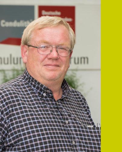 Condulith-Industrieboden Ansprechpartner Bauleitung Herr Pohlmann