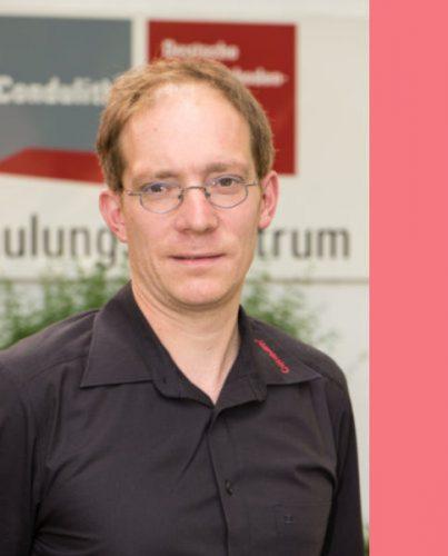 Condulith-Industrieboden Ansprechpartner Bauleitung Herr Schmitt