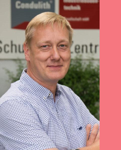 Condulith-Industrieboden Ansprechpartner Bauleitung Herr Wentorf