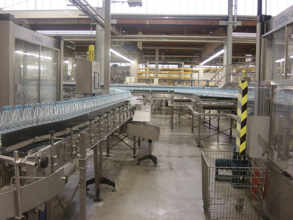Condulith Industrieboden Fugenprofile