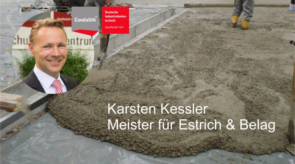 Condulith-Industrieboden Meister Estrich Fachmann für Industrieböden