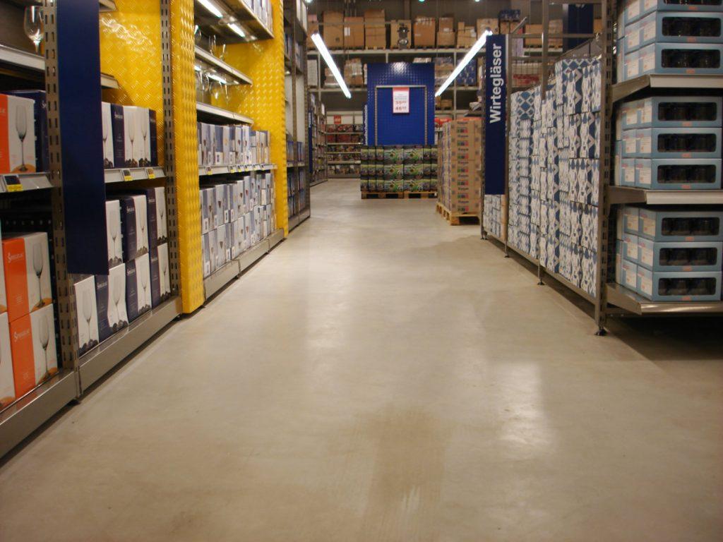 Condulith Industrieboden Objekte
