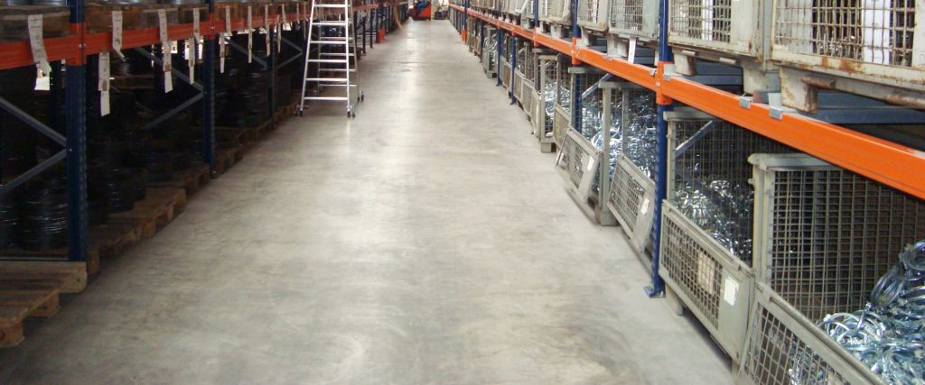 Condulith Industrieboden Lagerhalle Condulith Standard Industrieboden