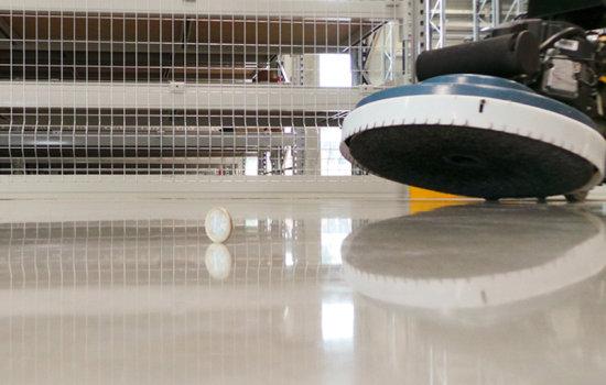 Condulith Industrieboden Oberflächen für Industrieböden mit C2 Versiegelung