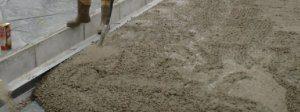 Betonieren Stahlfaserbeton Condulith