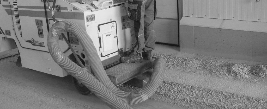 Sanierung Industrieboden durch Condulith