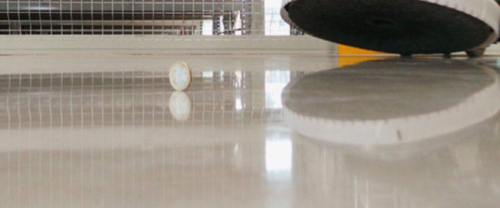 Condulith Industrieboden Oberfläche Condulith Oberflächenveredelung Industrieboden