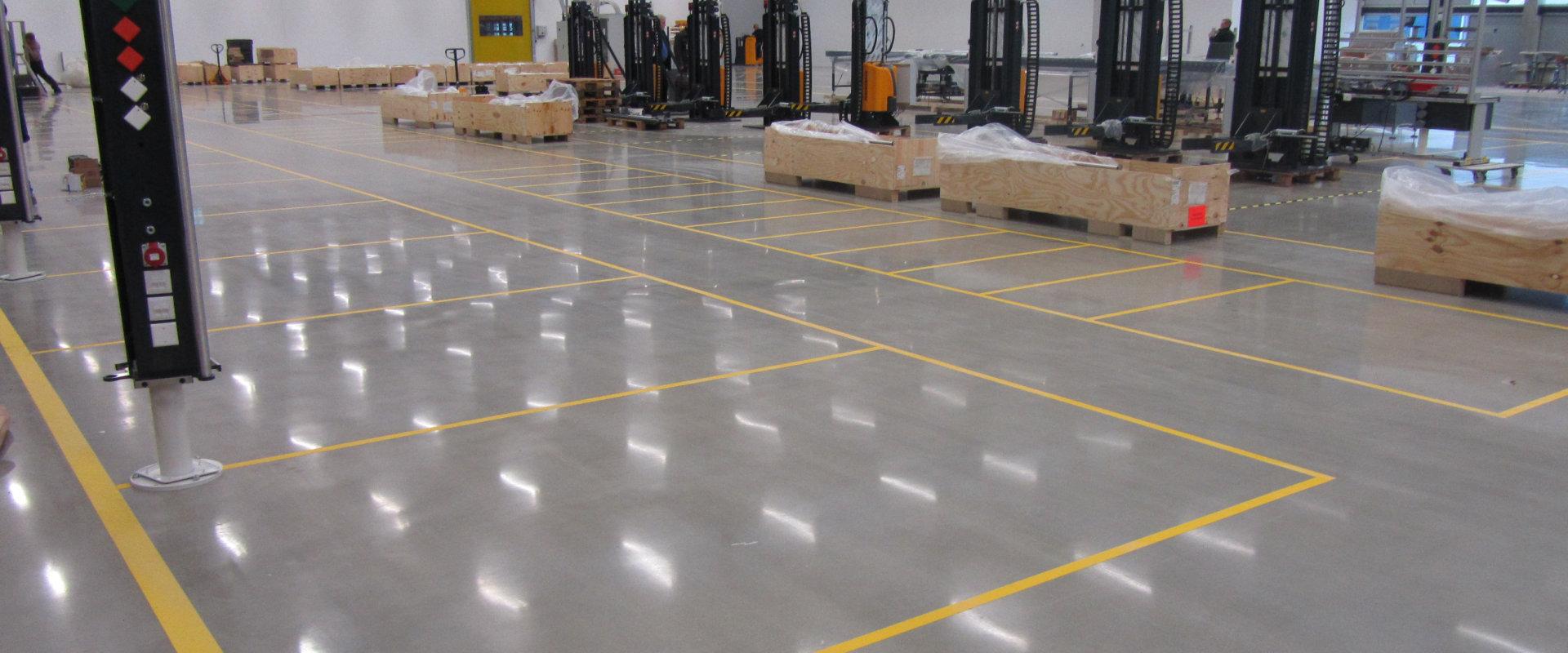 Condulith-Industrieboden Preisermittlunsformurar für Industrieboden