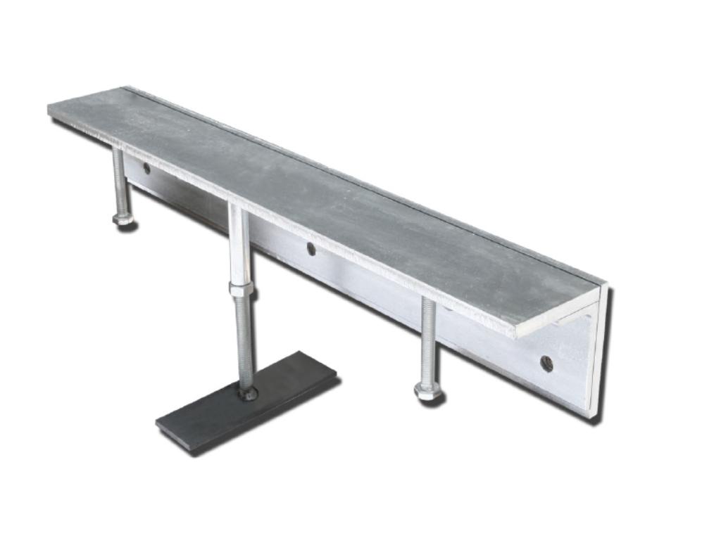 Codulith Industrieboden Fugenprofil Con KS AN -Fugenprofile Innenflächen